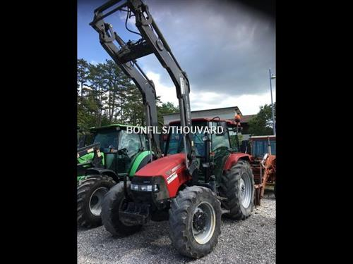 Tracteur agricole Case IH JXU 105