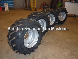 BKT 31x15.50x15 - løs dæk.