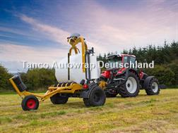 Tanco 1400 EH - Wickeln in Höchstgeschwindigkeit