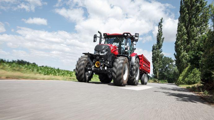Tracteur - Chez Case IH, le Maxxumfait le plein de nouveautés