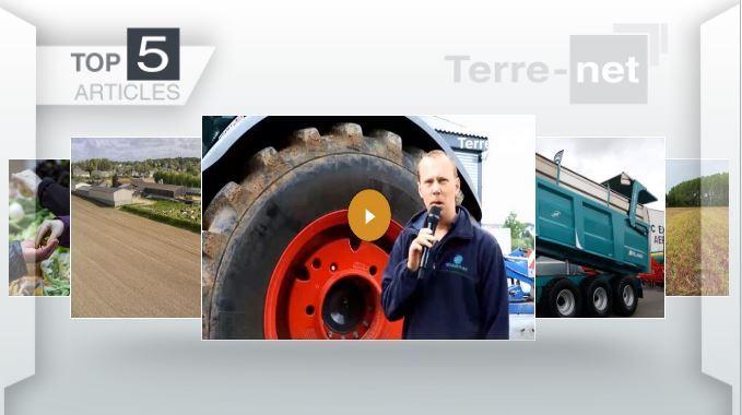 Top articles - Essai du Fendt 1042, débat sur le glyphosate et Pacte alimentaire citoyen