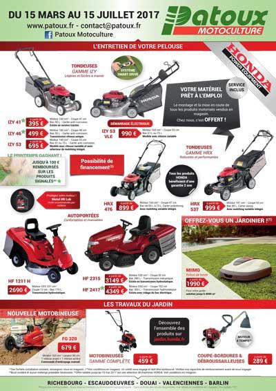 Catalogue Motoculture