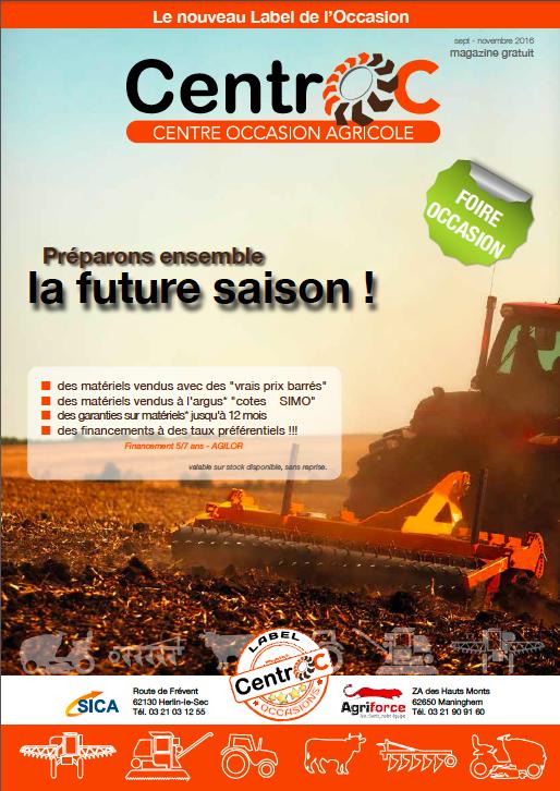 Actualités - Centroc
