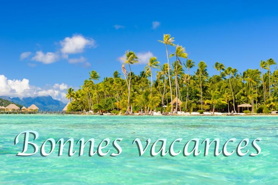 Congés Vacances d'été