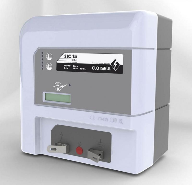 Electrificateur sur secteur SIC15