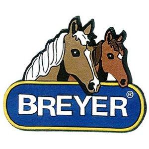"""Gamme complète de jouets """"BREYER"""" dédié au monde du cheval"""