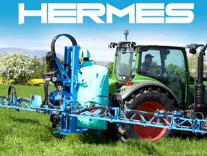 Découvrez le nouveau pulvérisateur porté HERMES