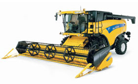 HIVERNAGE RECOLTE NEW HOLLAND