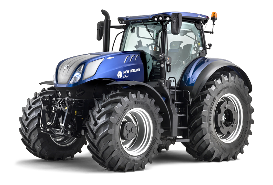 Entretien tracteur