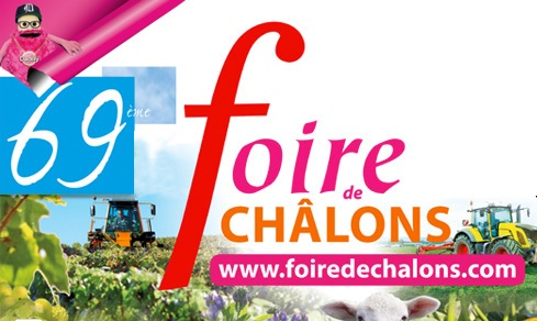 N° 47 : Foire Chalons 2015