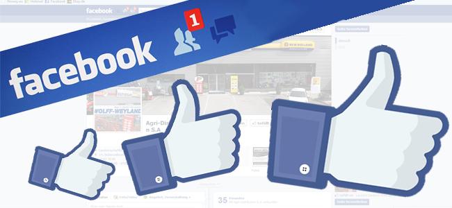 Visitez notre page Facebook !