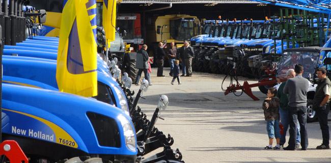 concessionnaire tracteur agricole