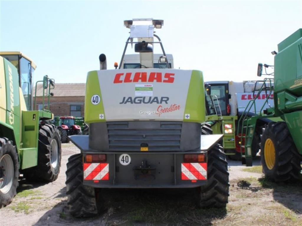 Claas Jaguar 870 SpeedStar