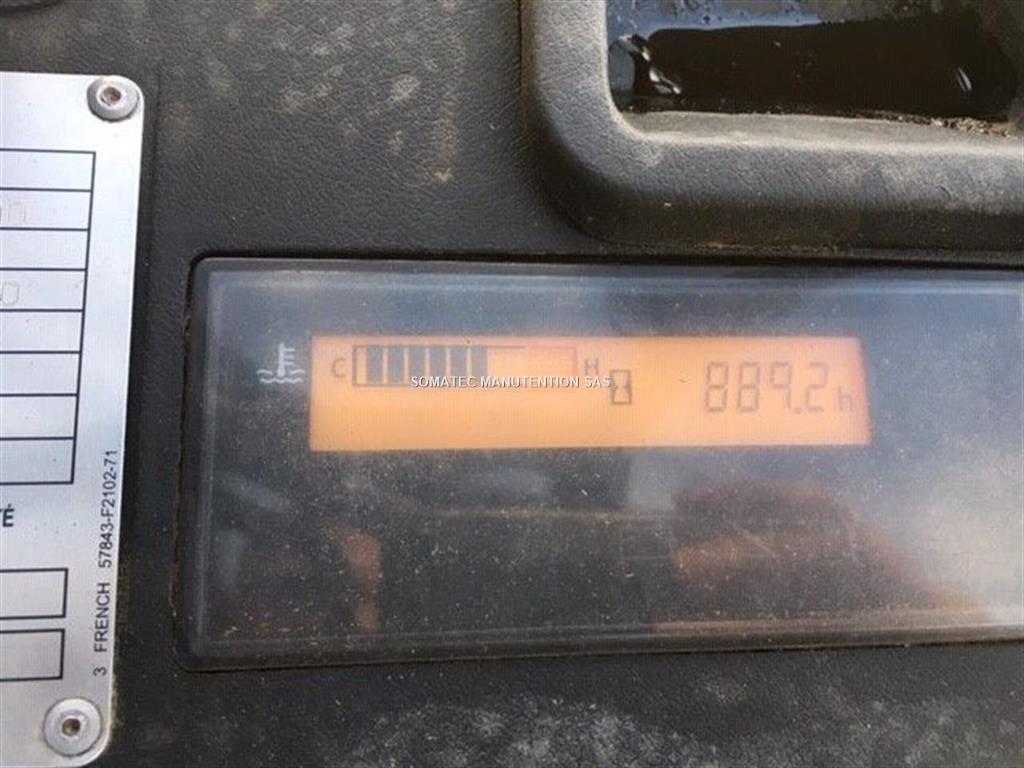 Toyota 028 FGF 30