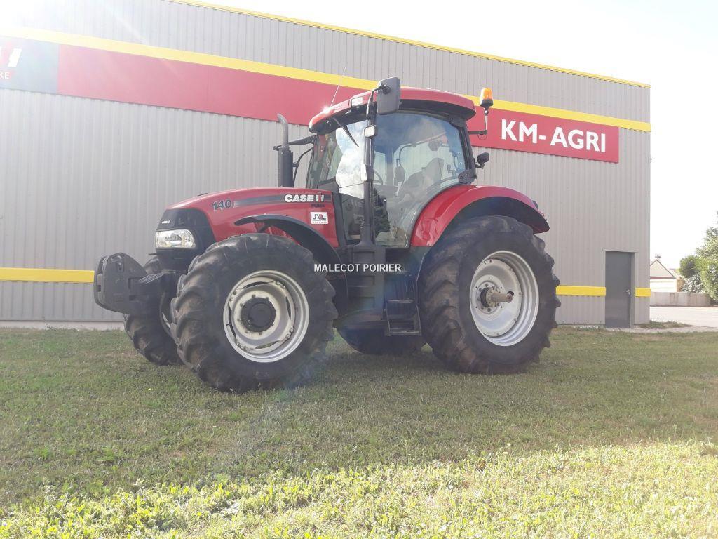 Second-hand CASE PUMA 140 - Farm tractor - 140 hp - 2008