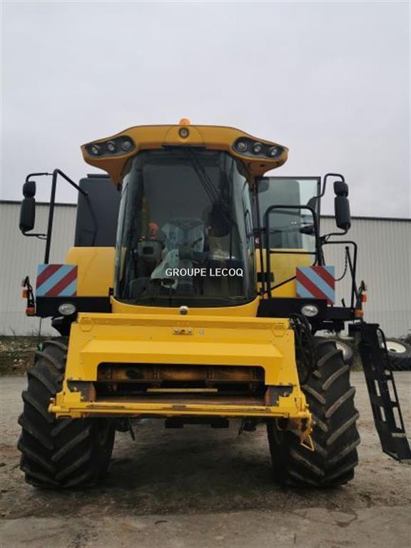 New Holland CX 6080 ELEVATION