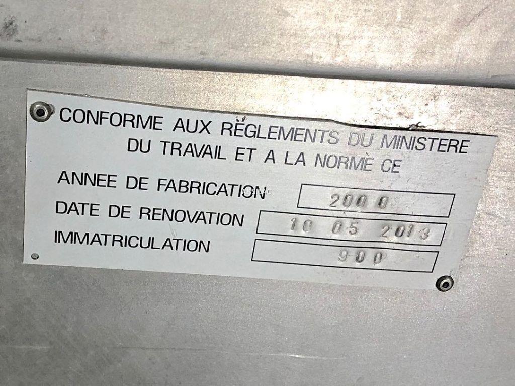 Divers - Étiqueteuse autocollante 3 postes - EN PROMOTION