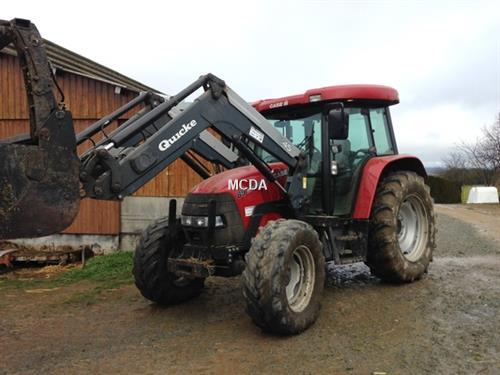 Case ih cs85 d 39 occasion tracteur agricole 85 ch 2008 for Case agricole