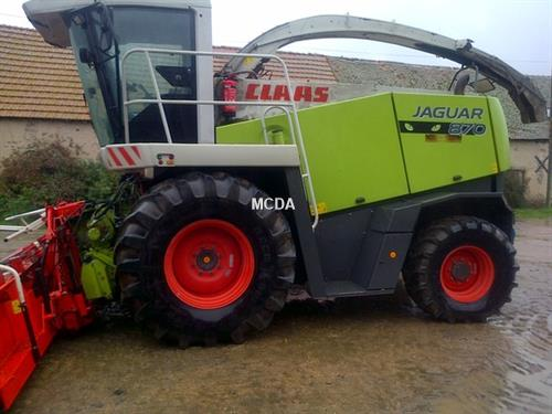 Claas JAGUAR 870