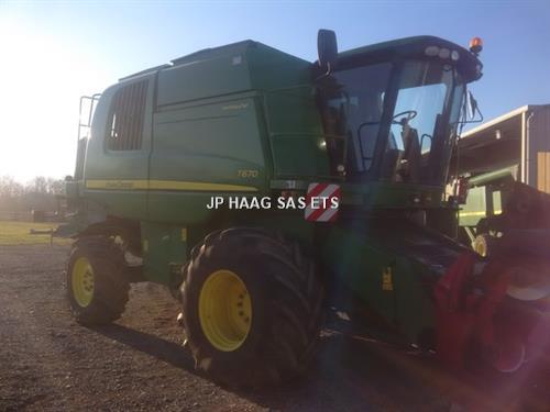 John Deere T 670 HM