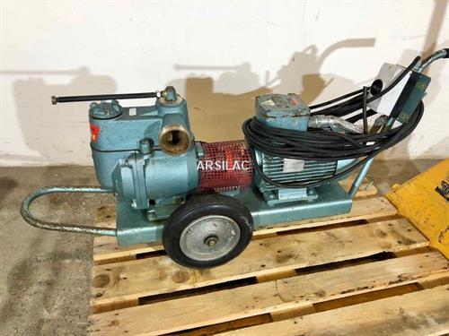 Deloule - Pompe autoaspirante - 280 HL/h