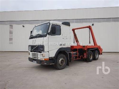 Volvo FH12-380 6x2