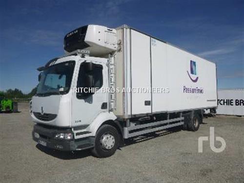 Renault M220.16CF 4x2 Camion Frigorifique 4x2