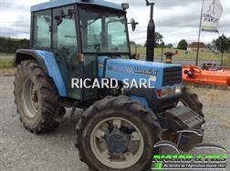 Landini Tracteur agricole Blizzard60 Landini