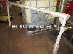 Reform neuerer Aufbau ZB Bügel Ladewagen