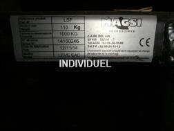 Magsi Lève sac SLF1 4100246