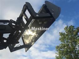 Divers J-Maskiner højtipskovl