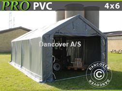 Divers Lagertelt 4x6x2x3,1 m Telthal / Storage Shelter