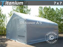Divers Lagertelt 7x7x2,5x4,2 m Telthal / Storage Shelter/