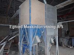 Divers Færdigvarer siloer fra 1-2 ton