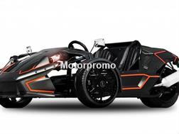 Divers ZTR trike 250cc 4takt