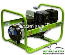 Pramac Groupe électrogène E8000 Pramac