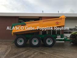 Alasco Sand- & Kieskipper Tridemkipper PH3500