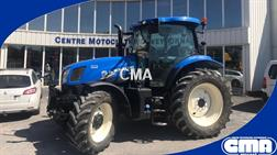 New Holland T6.155 ELECTRO COMMAND