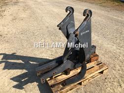 Stoll Tracteur Deutz M410PL