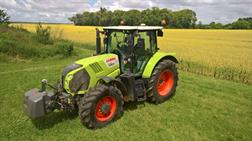 Claas ARION 640 C MATIC + GPS