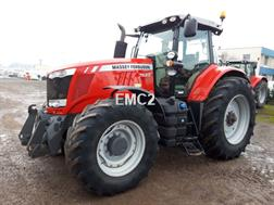 Massey Ferguson 7622 DVT EFFICIENT