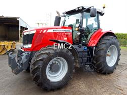 Massey Ferguson 7724 DVT EFFICIENT