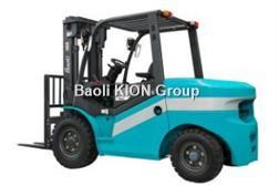 BAOLI DIESEL 5 T A CDG 500 MM triplex 4500 mm tdlr Cabin