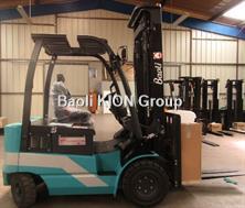 BAOLI Electrique 2,5 T triplex 4500 mm