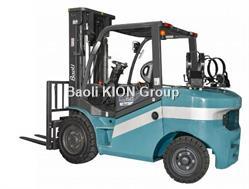 BAOLI GAZ 5 T à cdg 500 mm triplex 4500 mm