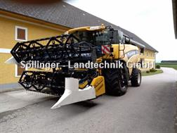 Divers CRS 6,6m Sojaflex NEW HOLLAND