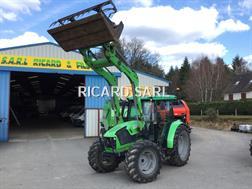 Deutz-Fahr Tracteur agricole 5090.4G DT MDGS Deutz-Fahr