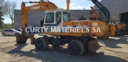 Hyundai heavy industries R200W