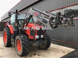 Kubota Tracteur agricole M105gxiii Kubota