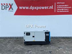 Atlas Copco QIS 35 - 35 kVA Generator - DPX-19403